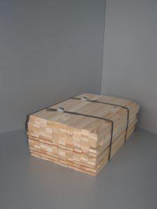 Langstroth rámkové přířezy do včelího úlu 39×24 cm 50ks - typ Hofman