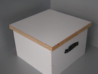 Bedna na rámky včelího úlu 39x24 cm